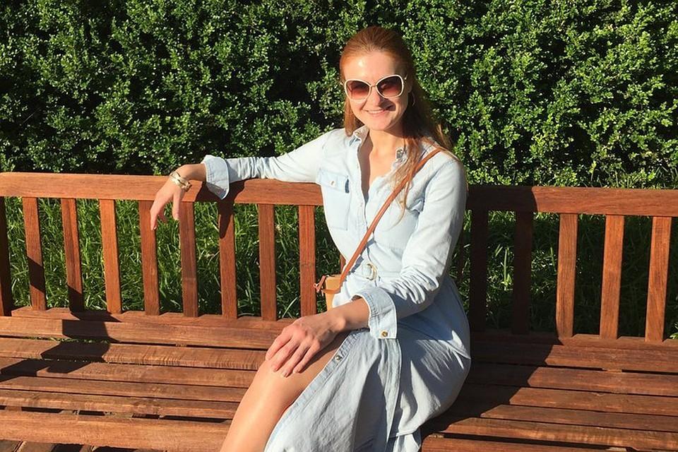 Задержанная в США россиянка Мария Бутина