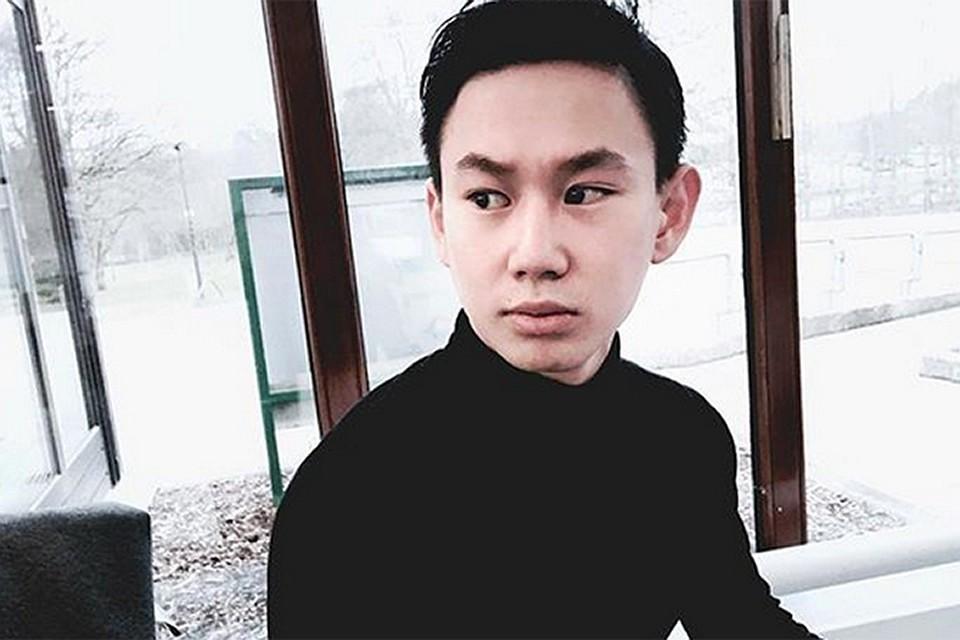 Казахстанский фигурист Денис Тен