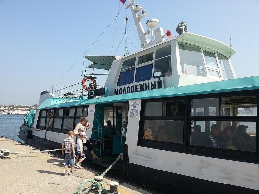 Движение по Севастопольской бухте ограничили на три дня
