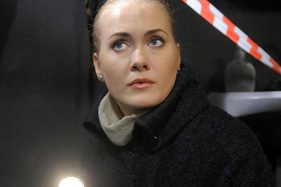Главную роль в сериале исполнила Мария Синяева