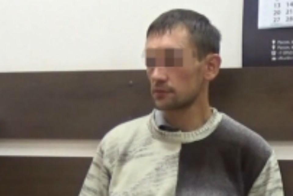 В Иркутске задержан преступник, который порезал ножом женщину в Иерусалимском парке. Фото: СУ СК России по Иркутской области.