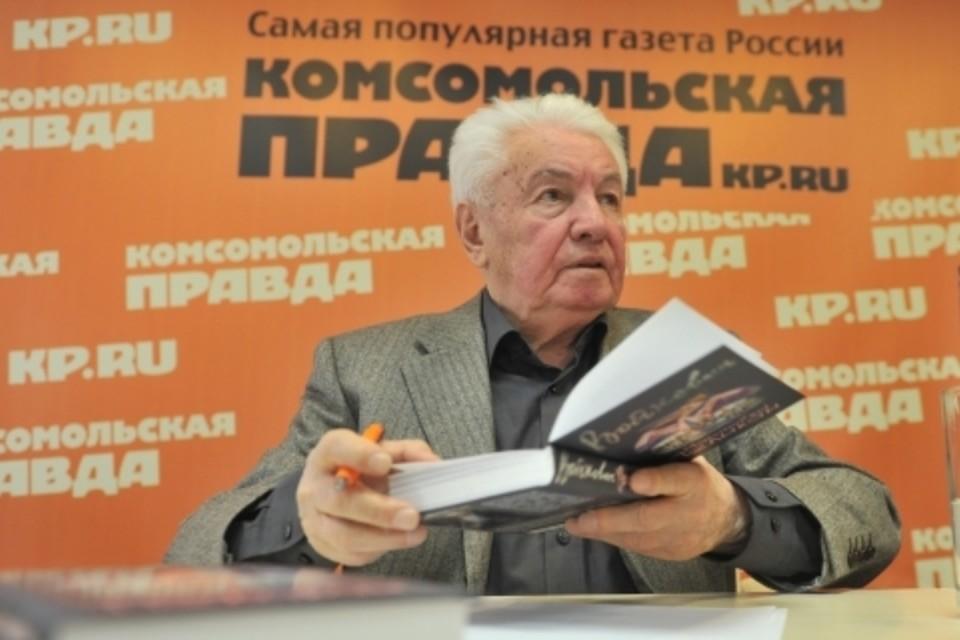 Владимир Войнович скончался от сердечного приступа