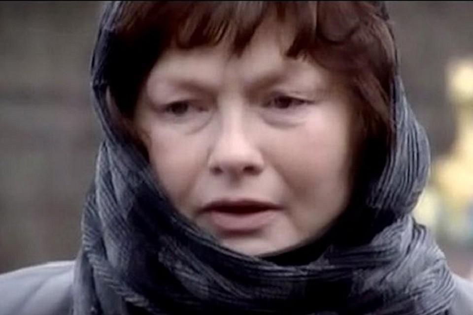 Актриса Наталья Кузнецова