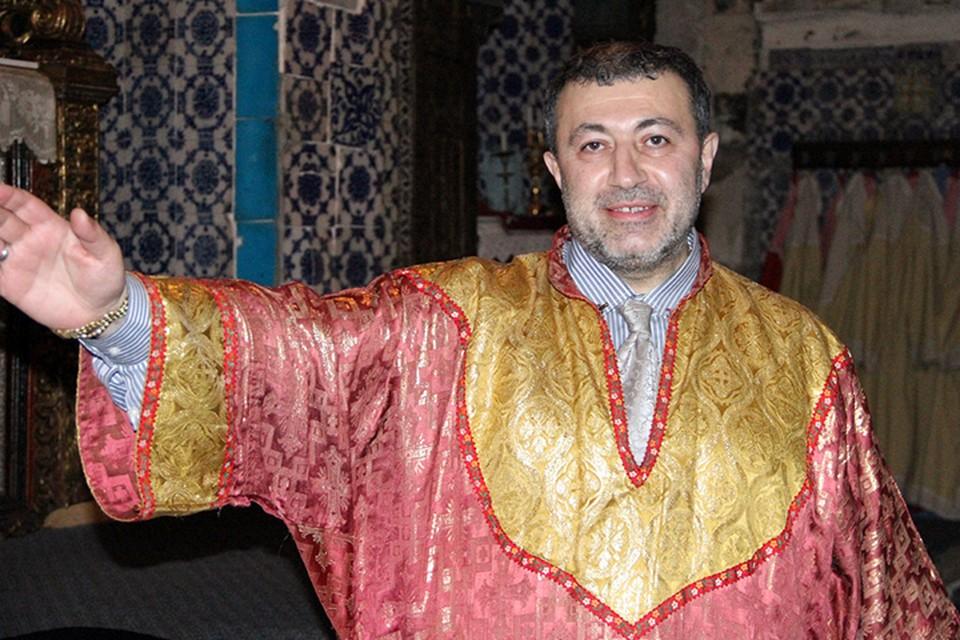 Хачатурян был неистово религиозен