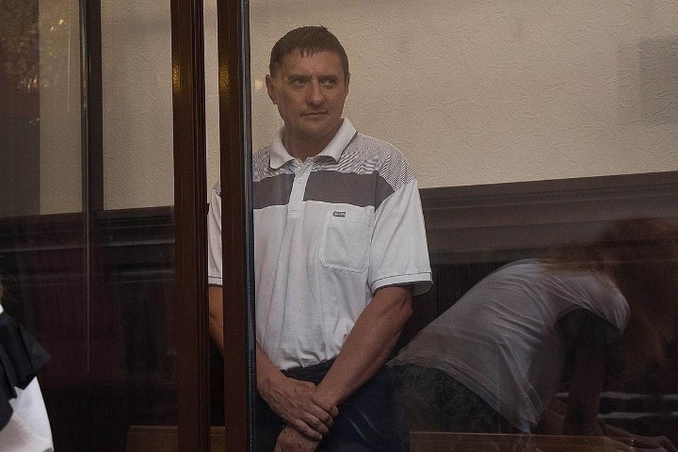 Андрей Бурин обвиняется в халатности