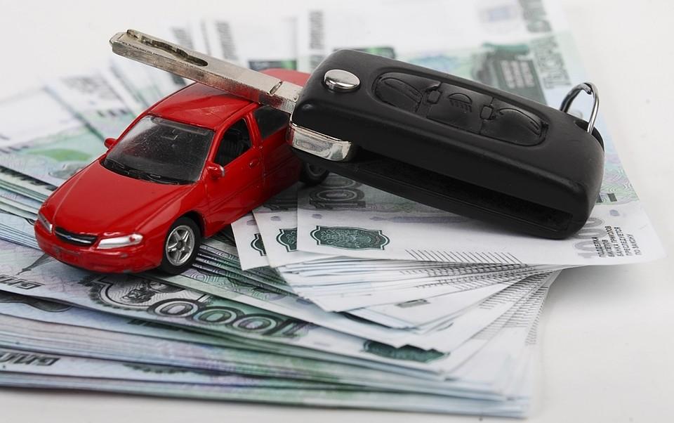 Залог машины в банк по птс автосалон галф дубровка в москве
