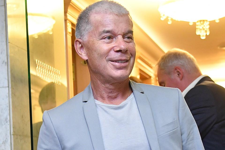 Олег Газманов.
