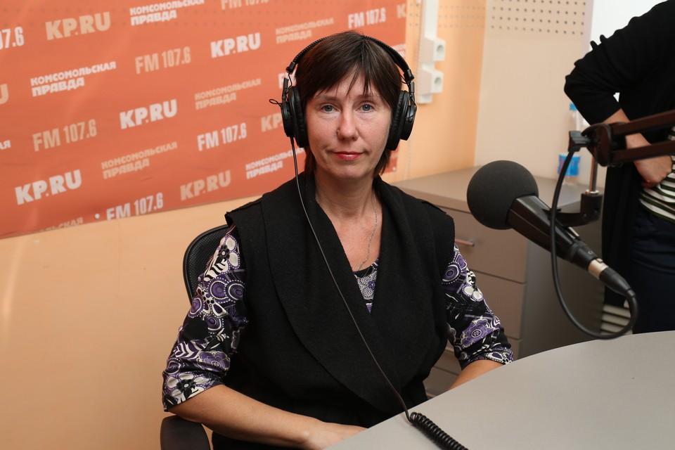 Ирина Городилова, цветовод