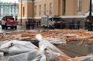 «Крики людей до сих пор в ушах»: Прохожие, вытаскивающие пострадавших из-под завалов у Дворцовой, рассказали о первых минутах после ЧП