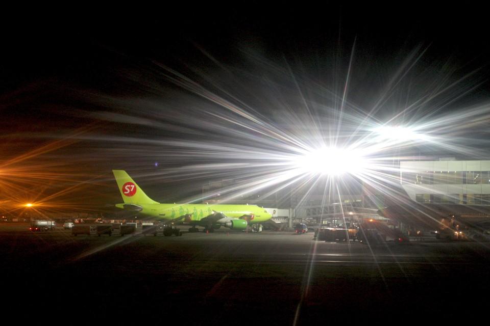 Сейчас самолет осматривают специалисты. Фото: Лысцева Марина / ТАСС