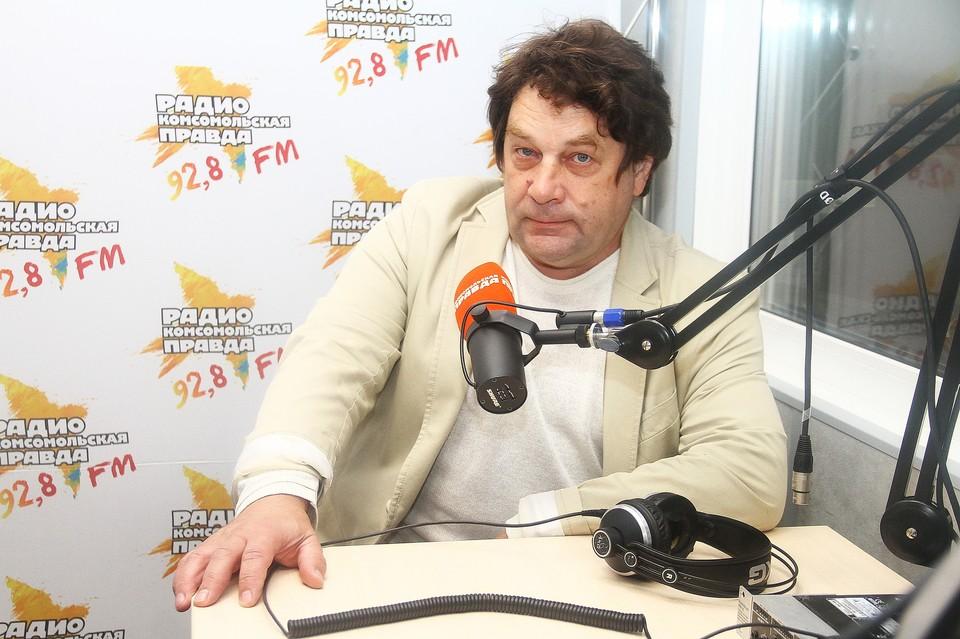 директор Нижегородского центра немецкой и европейской культуры, член союза кинематографистов России Павел Милославский
