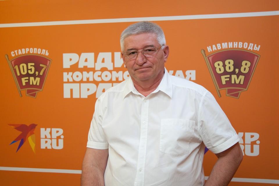 Глава города Ставрополя Андрей Джатдоев