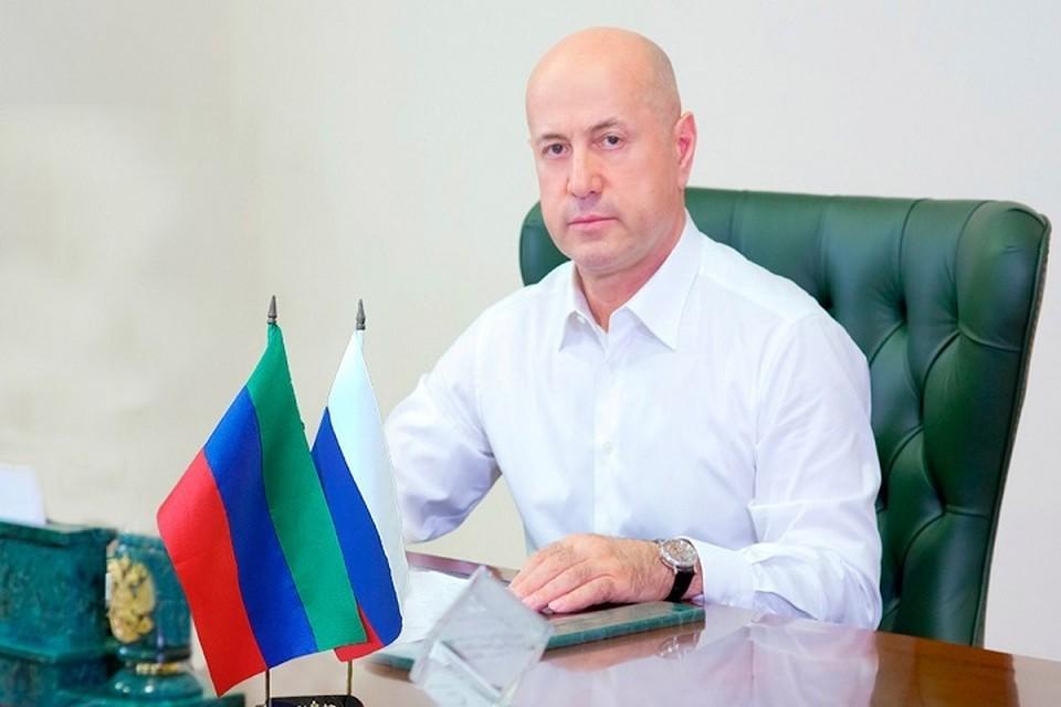 Магомедрасул Омаров задержан в Дагестане. Фото: пресс-служба правительства Дагестана