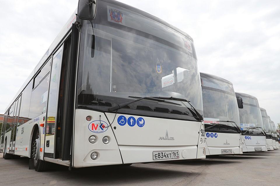 Для льготников Ростовской области вводится безналичный проезд в общественном транспорте
