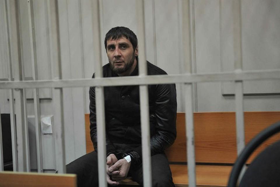 Ужесточили режим заключения: осужденного за убийство Бориса Немцова Заура Дадаева на год перевели в камеру