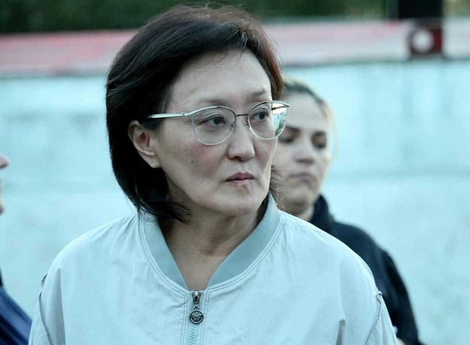 Сардана Авксентьева стала первой женщиной, которая будет управлять Якутском.