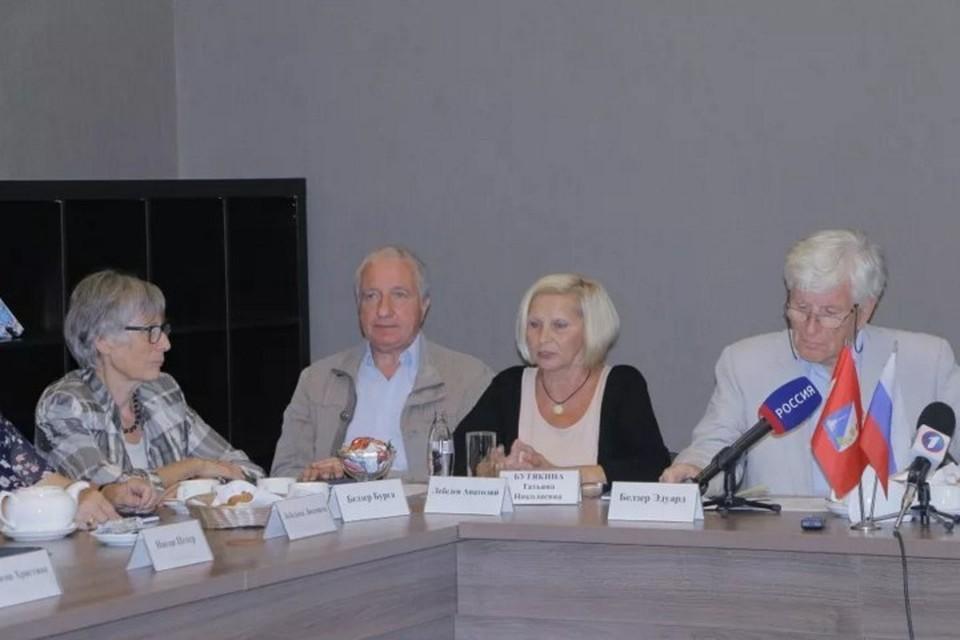 Представители делегации отметили, что Крым и Севастополь – удивительное место с прекрасной природой Фото: пресс-служба правительства Севастополя