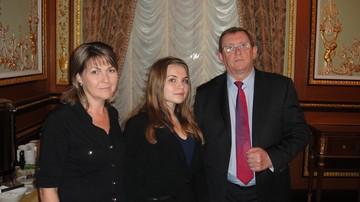 Жена и дочь летчика Ярошенко покинули США