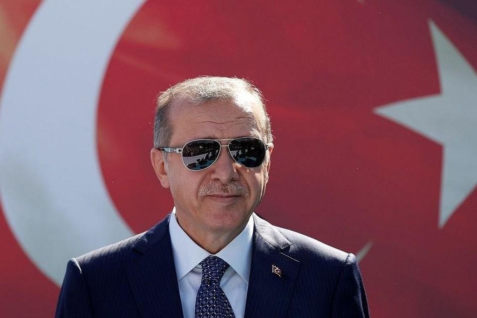 Эрдоган объяснил, зачем принял от эмира Катара Boeing стоимостью 500 млн долларов