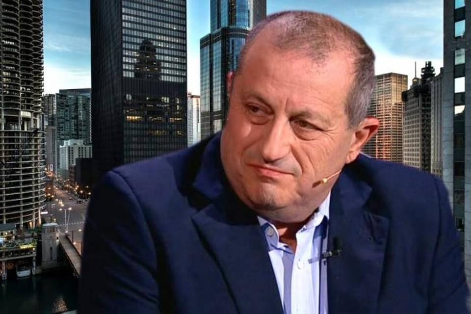 Бывший глава израильской спецслужбы «Натив» Яков Кедми.