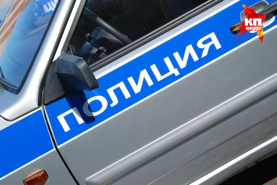 Полиция проводит проверку