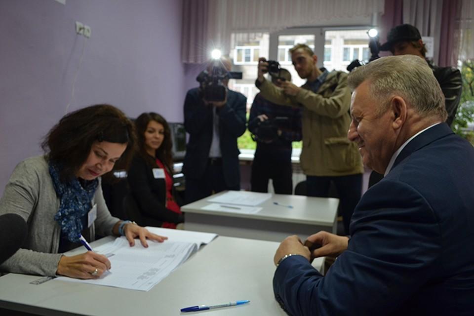 Вячеслав Шпорт о втором туре выборов губернатора Хабаровского края 2018: Назрела необходимость перемен