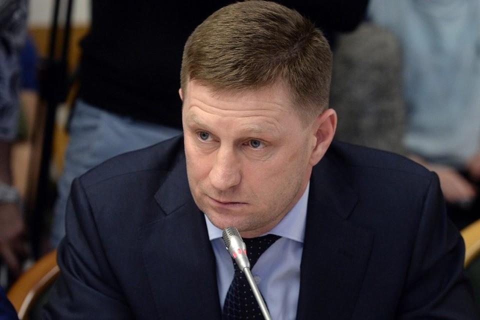 Кандидат от ЛДПР Сергей Фургал лидирует на выборах губернатора Хабаровского края