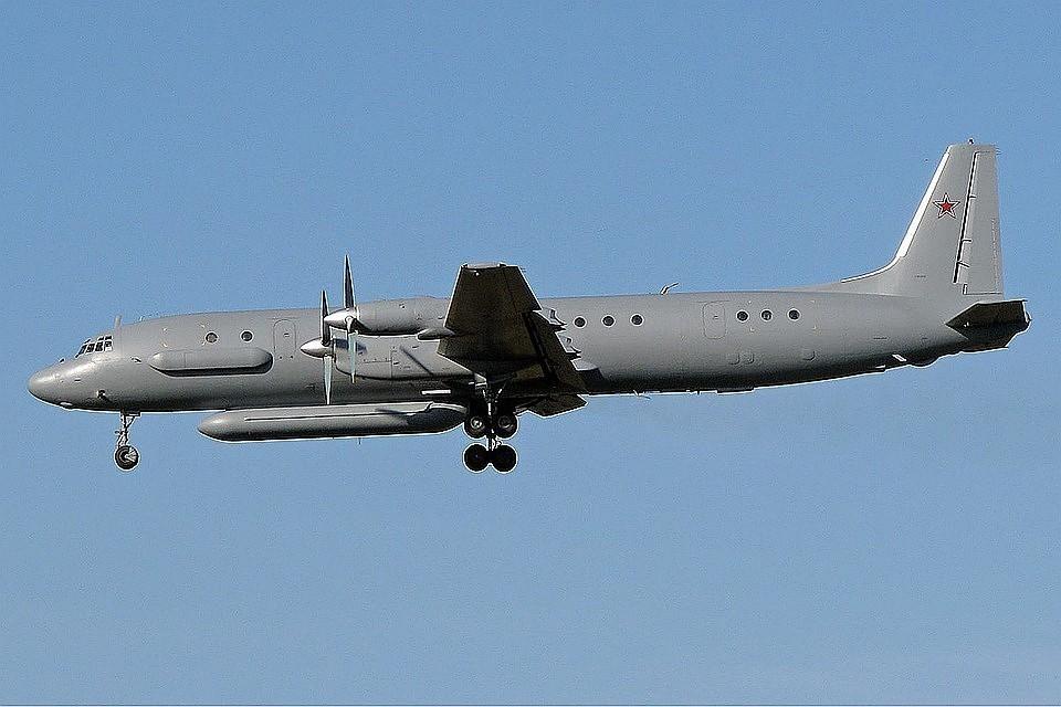 Российский самолет Ил-20 17 сентября был сбит в Сирии