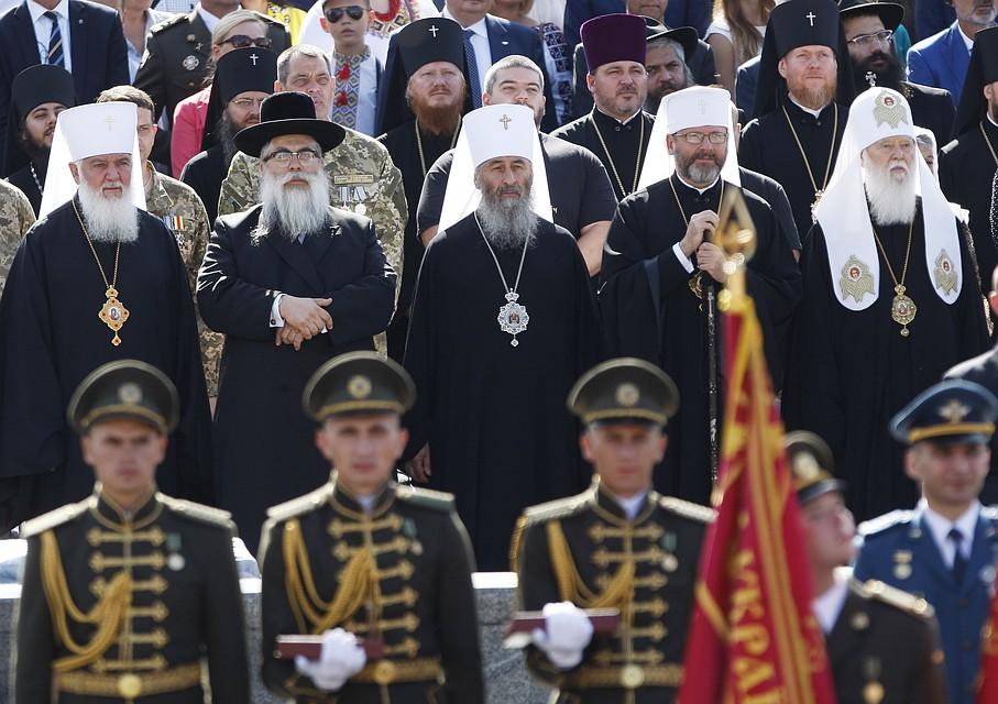 05:46Глава УПЦ отказался встречаться с встречи с экзархами Константинопольской церкви