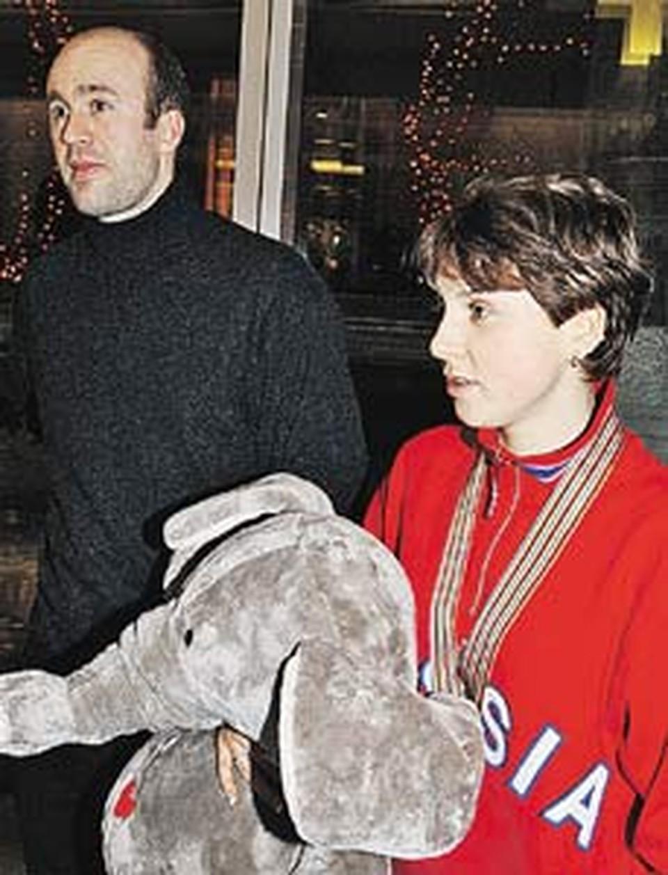 Сергей и Ирина уже вовсю покупают подарки для сына Артема.