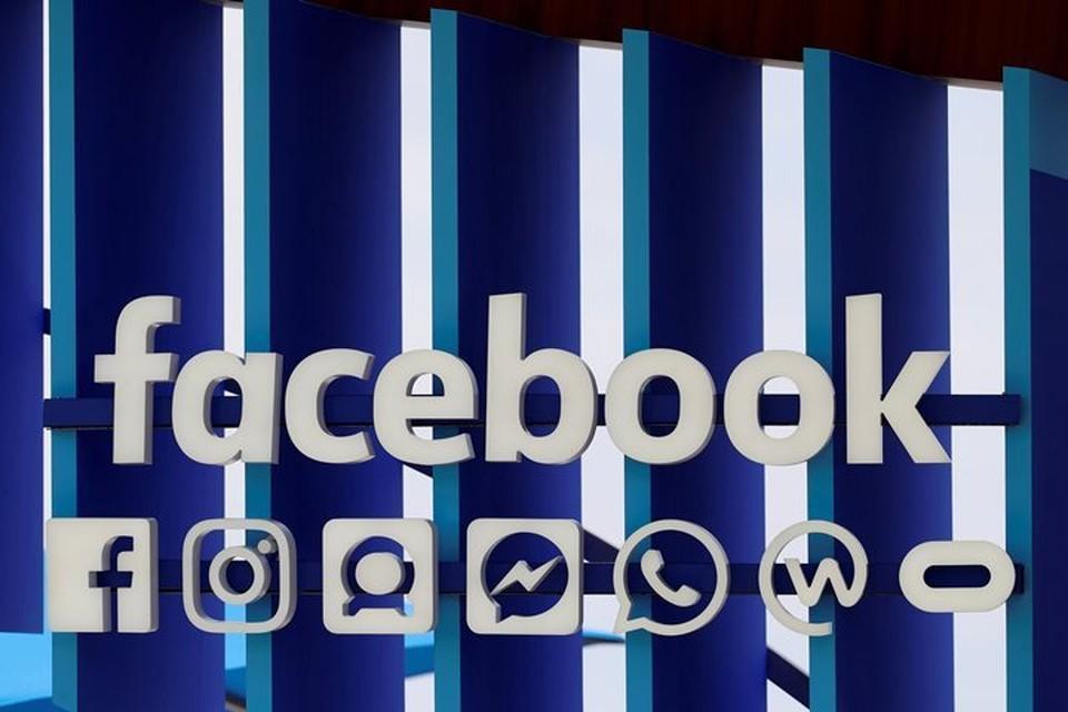 """Facebook и Instagram """"упали и лежат"""""""