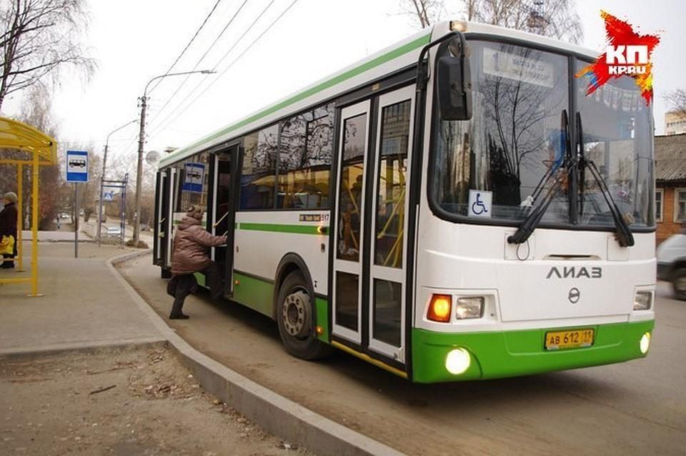 Половина маршрутов Сыктывкара в будущем году станут нерегулируемыми
