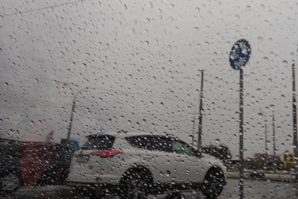 В Липецке снова дожди