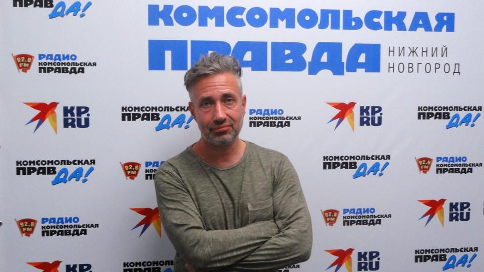 писатель, общественный активист Игорь Преображенский