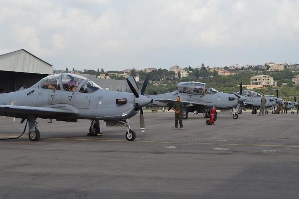 Военный самолет разбился в Афганистане