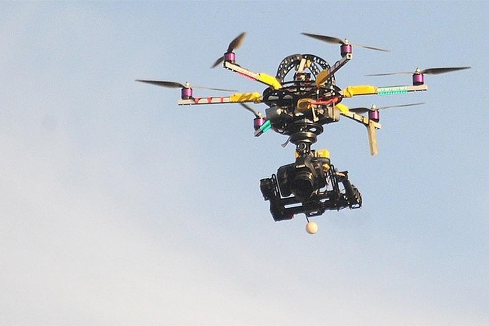 В Испании туристов могут оштрафовать на 30 тысяч евро за использование дрона