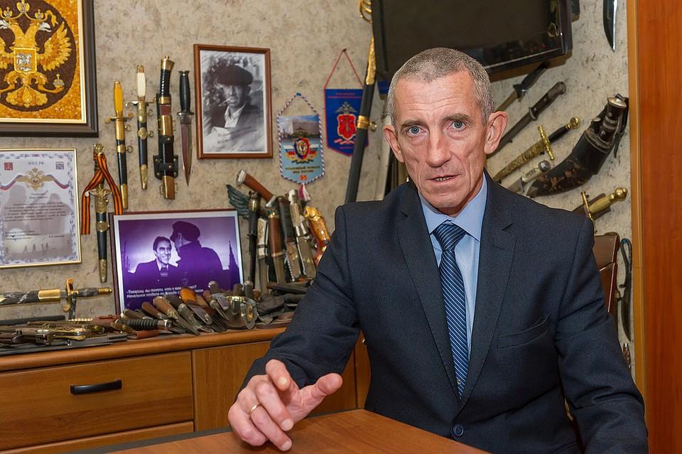 Игорь Парадеев выезжает на все самые презонансные преступления