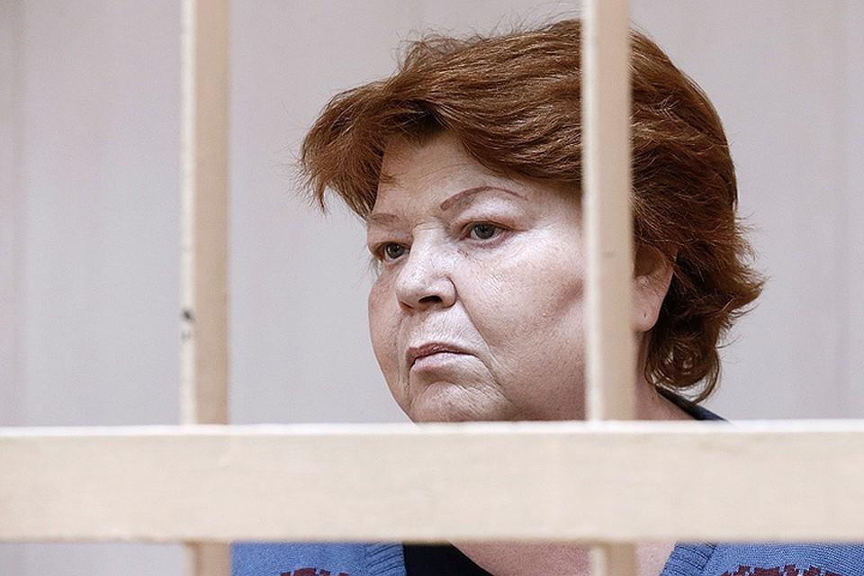 Бывший главный бухгалтер «Седьмой студии» Нина Масляева. Фото: Александр Щербак/ТАСС