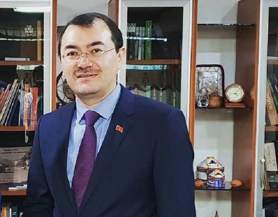 Кылычбек Султан - посол КР в Республике Корея.