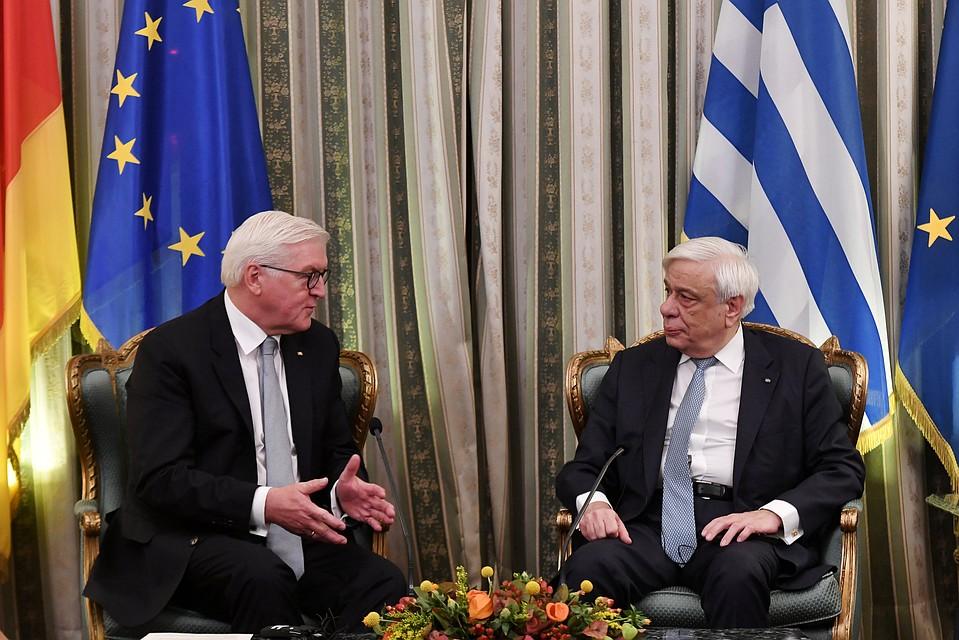03:27Греция потребует от ФРГ репараций за преступления времен Второй мировой войны