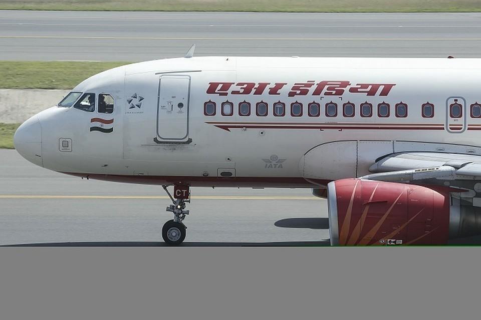 Инцидент произошел в ходе подготовки самолета к рейсу Мумбаи-Дели
