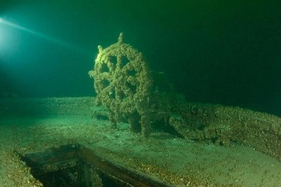Дайверы нашли в Эгейском море затонувшие корабли разных эпох