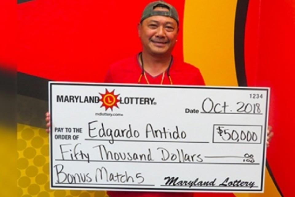 Мужчина выиграл в лотерею, используя комбинацию цифр из другой игры. ФОТО: Lifestyle.inquirer.net