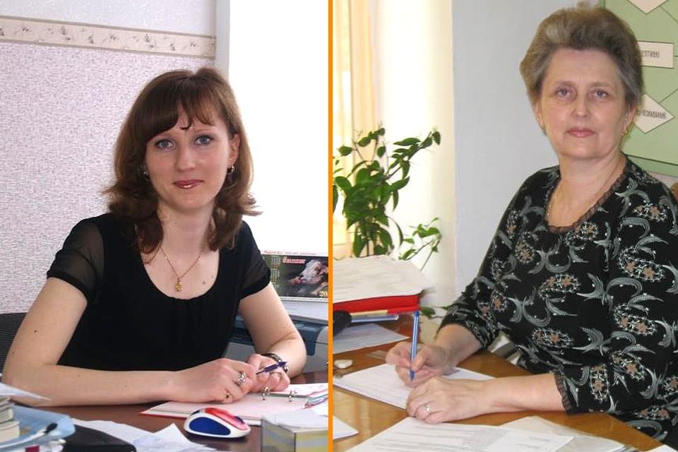Мать и дочь Светлана и Анастасия Баклановы работали в Политехническом колледже и погибли от рук убийцы.