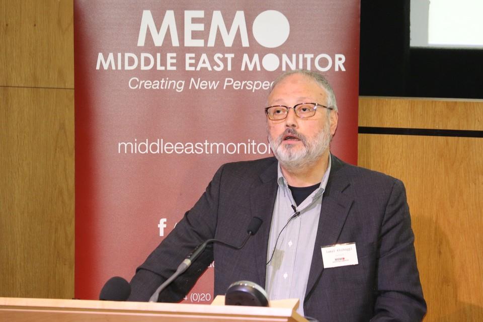 Саудовский журналист-диссидент Джамаль Хашкаджи