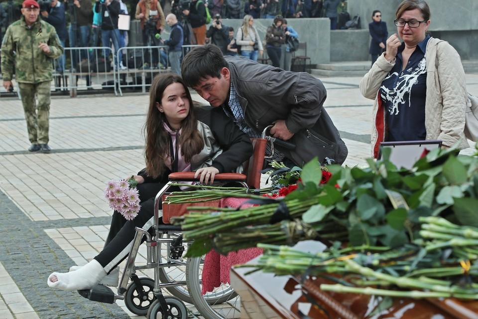 Трагедия в Керчи произошла 17 октября.