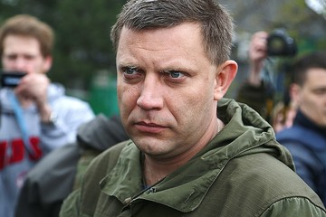 На Захарченко охотилась «умная бомба»