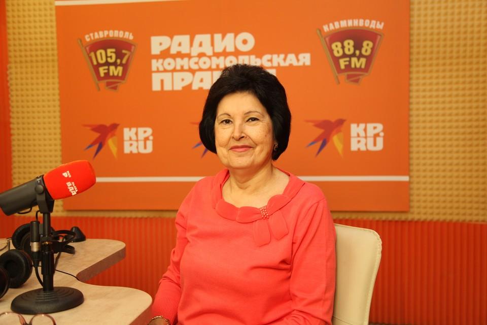 Врач-невролог клиники Эксперт Любовь Александрова, врач высшей квалификационной категории