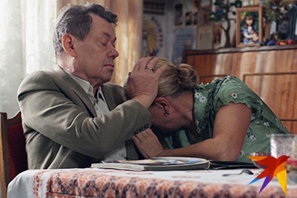 Последняя роль Николая Караченцова была в белорусском кинофильме. Фото: Архив Александры Бутор
