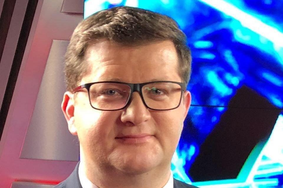 Депутат Верховной Рады Владимир Арьев
